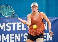 Amstelveen, Netherlands, 5  Juli, 2021, National Tennis Center, NTC, AmstelveenWomans Open,  Diana Marcinkevica (LAT) <br /> Photo: Henk Koster/tennisimages.com