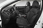 Front seat view of 2020 Renault Megane-Grandtour Intens 5 Door Wagon Front Seat  car photos