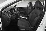Front seat view of 2020 Renault Megane-Grandtour Intens 5 Door Wagon Front Seat  car photos
