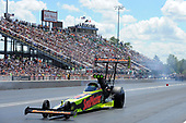 NHRA Mello Yello Drag Racing Series<br /> Summit Racing Equipment NHRA Nationals<br /> Summit Racing Equipment Motorsports Park, Norwalk, OH USA<br /> Saturday 24 June 2017 Troy Coughlin Jr., SealMaster, Top Fuel Dragster<br /> <br /> World Copyright: Will Lester Photography