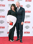 """Corey Stoll and Evangeline Lilly attends The Premiere Of Marvel's """"Ant-Man"""" held at The Dolby Theatre  in Hollywood, California on June 29,2015                                                                               © 2015 Hollywood Press Agency"""