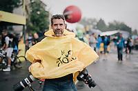 current cycling photographer Leon van Bon won the TdF stage into Pau back in 1998<br /> <br /> 104th Tour de France 2017<br /> Stage 12 - Pau › Peyragudes (214km)