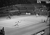 1975, ABN Tennis Toernooi, Arthur Ashe achtergrond