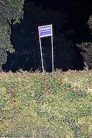 Donald Trump - Campaign signs - Miami, FL - 11 Oct 2016