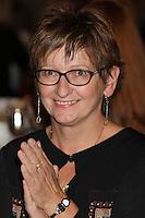 September 23, 2013 -  Madeleine Chenette, former President Canadian Club of Montreal - 2010-2011