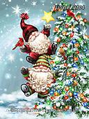 Dona Gelsinger, CHRISTMAS SANTA, SNOWMAN, WEIHNACHTSMÄNNER, SCHNEEMÄNNER, PAPÁ NOEL, MUÑECOS DE NIEVE, paintings+++++,USGE2104,#x#