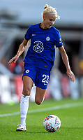 6th September 2020; Leigh Sports Village, Lancashire, England; Women's English Super League, Manchester United Women versus Chelsea Women; Pernille Harder of Chelsea Women
