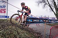 Laurens Sweeck (BEL/Pauwels Sauzen-Bingoal)<br /> <br /> 2020 Scheldecross Antwerp (BEL)<br /> <br /> ©kramon