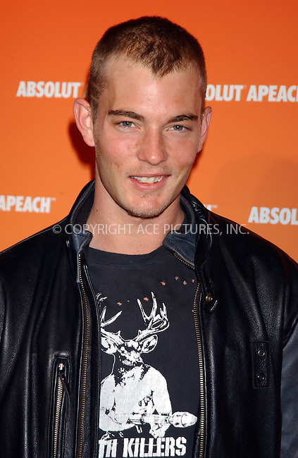 WWW.ACEPIXS.COM . . . . . ....NEW YORK, NEW YORK, MAY 16TH 2005....Clarence Fuller at the Absolut Peach launch at Koi in the Bryant Park Hotel....Please byline: KRISTIN CALLAHAN - ACE PICTURES.. . . . . . ..Ace Pictures, Inc:  ..Craig Ashby (212) 243-8787..e-mail: picturedesk@acepixs.com..web: http://www.acepixs.com