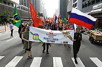 05.05.2019 - Marcha do Regimento Imortal em SP