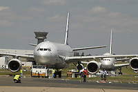 - Airbus A 340/600 and A 380 airliners....- aerei di linea  Airbus A 340/600 e  A 380