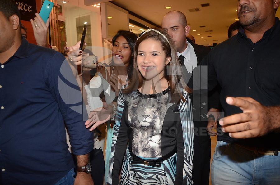 SÃO PAULO, SP - 23.02.2016: MEGA-POLO - Maisa no 2º dia de desfiles do Mega Fashion Week outono/inverno 2016, na tarde desta terça-feira (23), no shopping atacadista Mega Polo Moda, no Brás, em São Paulo. (Foto: Eduardo Martins/Brazil Photo Press)
