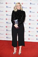 Katie Thistleton<br /> arriving for the Giving Mind Media Awards 2017 at the Odeon Leicester Square, London<br /> <br /> <br /> ©Ash Knotek  D3350  13/11/2017