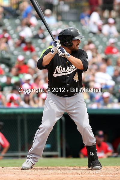 Ali Solis - 2012 San Antonio Missions (Bill Mitchell)