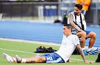 Action photo during Argentina training prior to the finals of the Copa America Centenario 2016.<br /> <br /> Foto de accion durante el Entrenamiento de la Seleccion de  Argentina previo a la gran Final de la Copa America Centenario 2016, en la foto: Ezequiel Lavezzi<br /> <br /> <br /> 22/06/2016/MEXSPORT/PHOTOGAMMA/Javier Gonzalez.