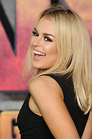 "Tallia Storm<br /> arriving for the ""Jumanji: Welcome to the Jungle"" premiere at the Vue West End, Leicester Square, London<br /> <br /> <br /> ©Ash Knotek  D3358  07/12/2017"