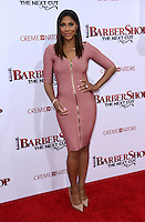 Tamar Braxton @ the premiere of 'Barber Shop The Next Cut' held @ the Chinese theatre.<br /> April 6, 2016