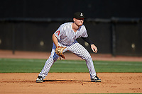 Jackson Generals Pavin Smith (13) during a Southern League game against the Mississippi Braves on July 23, 2019 at The Ballpark at Jackson in Jackson, Tennessee.  Jackson defeated Mississippi 2-0 in the first game of a doubleheader.  (Mike Janes/Four Seam Images)