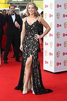 Charlotte Hawkins<br />  arriving at the Bafta Tv awards 2017. Royal Festival Hall,London  <br /> ©Ash Knotek