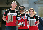 Mark Arendz, Brian McKeever, PyeongChang 2018. <br />