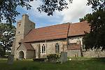 St James church  Cooling Kent. Isle of Grain. UK