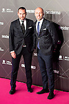 Alvarno attends to the award ceremony of the VIII edition of the Cosmopolitan Awards at Ritz Hotel in Madrid, October 27, 2015.<br /> (ALTERPHOTOS/BorjaB.Hojas)