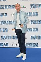 JEAN-CLAUDE JITROIS - AVANT-PREMIERE DU FILM 'VALERIAN ET LA CITE DES MILLES PLANETES' A LA CITE DU CINEMA, SAINT-DENIS, FRANCE, LE 25/07/2017.