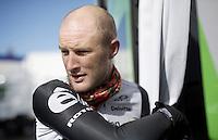Steve Cummings (GBR/DimensionData) post-race<br /> <br /> 102nd Liège-Bastogne-Liège 2016