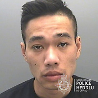 """Pictured: Van Lang Tran<br /> Re: The ringleaders of a Vietnamese crime gang have been jailed after police seized 2.5 tonnes of cannabis worth about £6m in raids across south Wales.<br /> A total of 21 people have been sentenced in a case going back to 2017 after dozens of cannabis factories were uncovered across the region and beyond.<br /> One of the defendants initially claimed to be 14 years old, but police proved he was actually aged 26.<br /> The gang leaders were sentenced at Merthyr Tydfil Crown Court on Friday.<br /> Bang Xuan Luong, 44, was sentenced to eight years in prison. His partner, 42-year-old Vu Thi Thu Thuy, was jailed for six years and Tuan Anh Pham, 20, who was described in court as the """"IT Man"""", received five years.<br /> An investigation into a cannabis factory in the Cynon Valley led officers from South Wales Police's Force Intelligence and Organised Crime Unit (FIOCU) to a string of others across south Wales, Gwent and Dyfed-Powys force areas."""
