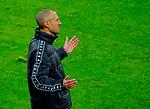 Fussball-Bundesliga - Saison 2020/2021<br /> Opel-Arena Mainz - 7.11.2020<br /> 1. FSV Mainz 05 (mz) - Schalke 04 (s04) 2:2<br /> Trainer Jan-Moritz LICHTE (1. FSV Mainz 05)<br /> <br /> Foto © PIX-Sportfotos *** Foto ist honorarpflichtig! *** Auf Anfrage in hoeherer Qualitaet/Aufloesung. Belegexemplar erbeten. Veroeffentlichung ausschliesslich fuer journalistisch-publizistische Zwecke. For editorial use only. DFL regulations prohibit any use of photographs as image sequences and/or quasi-video.