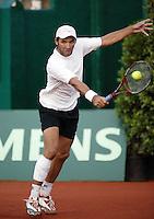 11-7-06,Scheveningen, Siemens Open, rirst round match, Daniel Elsner