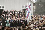 Parliament Square , St. Olav Festival,Torshavn, Faroe Islands