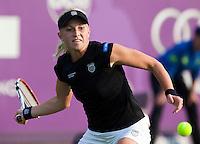 15-6-09, Rosmalen, Tennis, Ordina Open 2009,  Michaella Krajicek