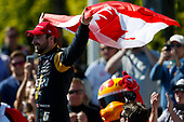 2017 Verizon IndyCar Series<br /> Toyota Grand Prix of Long Beach<br /> Streets of Long Beach, CA USA<br /> Sunday 9 April 2017<br /> James Hinchcliffe<br /> World Copyright: Jake Galstad/LAT Images