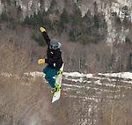 Aerials at Sugarbush's Mt. Ellen