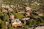 Aerial View of Willamette University, Salem, Oregon