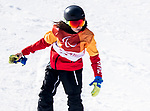 Sandrine Hamel, PyeongChang 2018 - Para Snowboard // Parasnowboard.<br />