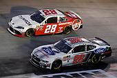 #98: Chase Briscoe, Stewart-Haas Racing, Ford Mustang Ford Performance #28: Shane Lee, H2 Motorsports, Toyota Supra Tamron