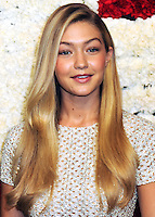 NEW YORK CITY, NY, USA - OCTOBER 16: Gigi Hadid arrives at the God's Love We Deliver, Golden Heart Awards held at Spring Studios on October 16, 2014 in New York City, New York, United States. (Photo by Celebrity Monitor)
