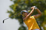 SINGAPORE - MARCH 06:  Mi Hyun Kim of Soth Korea during the second round of HSBC Women's Champions at the Tanah Merah Country Club on March 6, 2009 in Singapore. Photo by Victor Fraile / The Power of Sport Images