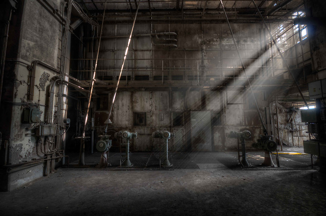 I have visited this place many times, and I hope this won't be the last. Its an old power plant made in the 30's