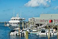 Milway Marina, Barnstable, Cape Cod, Massachusetts, USA