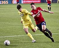 2020.12.19 La Liga CA Osasuna VS Villarreal CF