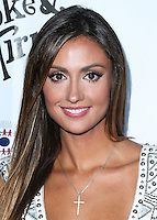 BEVERLY HILLS, CA, USA - SEPTEMBER 13: Katie Cleary arrives at the Brent Shapiro Foundation For Alcohol And Drug Awareness' Annual 'Summer Spectacular Under The Stars' 2014 held at a Private Residence on September 13, 2014 in Beverly Hills, California, United States. (Photo by Xavier Collin/Celebrity Monitor)
