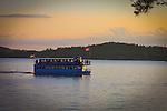 MV Kearsage, the dinner cruise boat on Lake Sunapee. NH