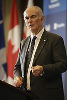 Gil Remillard<br />  May 28, 2017<br /> <br />  PHOTO  :   Agence Quebec Presse