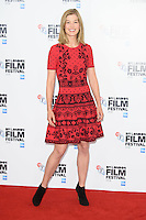 """Rosamund Pike<br /> at the London Film Festival photocall for the opening film, """"A United Kingdom"""", Mayfair HotelLondon.<br /> <br /> <br /> ©Ash Knotek  D3159  05/10/2016"""
