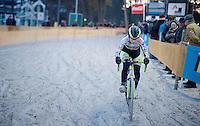 Joyce Vanderbeken (BEL)<br /> <br /> Zilvermeercross 2014