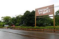 FOZ DO IGUAÇU, PR, 18.03.2020 – CORONOVIRUS-FOZ DO IGUAÇU-PR- Parque das Aves, em Foz do Iguaçu (PR), uns dos pontos turisticos mais movimentado da cidade amanhaceu fechado para visitação turística.  A medida visa a garantir a saúde de todas as pessoas para conter a pandemia do coronavírus (covid-19), conforme orientações da Organização Mundial da Saúde (OMS) e do Ministério da Saúde.(Foto: Paulo Lisboa/Brazil Photo Press/Folhapress)