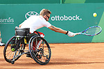 Rob Shaw, Lima 2019 - Wheelchair Tennis // Tennis en fauteuil roulant.<br /> Rob Shaw competes in Wheelchair Tennis // Rob Shaw participe en Tennis en fauteuil roulant. 30/08/2019.